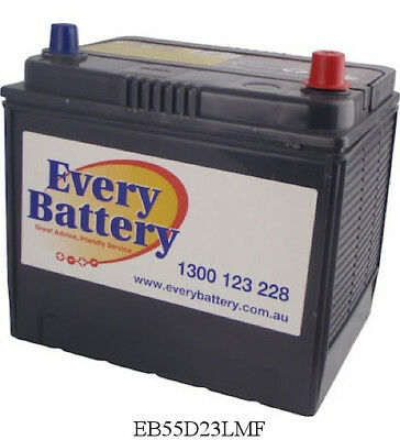 Toyota Camry Car Battery Camry (All Models) 2003 - 2008 EB55D23LMF 12 month warr