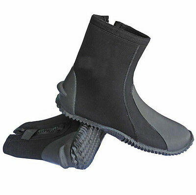 7462 New Dive Boot Classic NG 5mm Boots Water Sports Scuba Diving Flex Sole