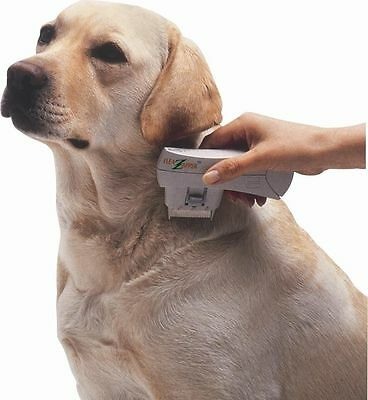 Epilady FLEA ZAPPER Electronic Comb Pets Dogs Kills Fleas Safe No Chemicals New