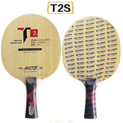 2016 NEW Yinhe / Galaxy T-2S table tennis blade (3 + 2 wood Carbon)