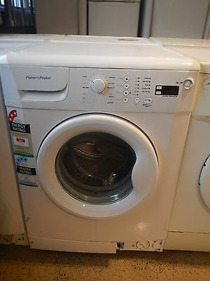 Fisher & Paykel 7kg Front Load Washing Machine