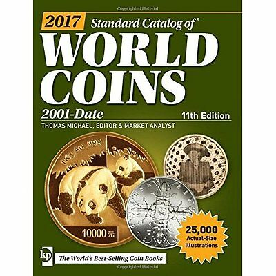 Standard Catalog World Coins 2017 11e Judkins Michael Krause Publ. 9781440246555