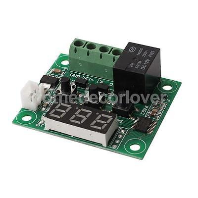 Digital Cool Heat temp Thermostat Temperature Control On Off Switch Panel