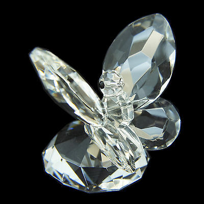 Butterfly Austrian crystal figurine ornament RRP$199