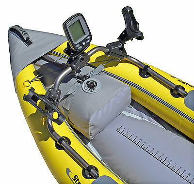 Advanced Elements AE2042 Accessory Railing System - Mount Fishing Gear and more!