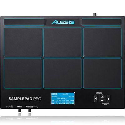 Alesis SamplePad Pro 8-Pad Percussion and Triggering Instrument