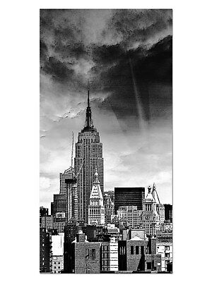 HD GlasBild, Wandbilder XL 50 x 100 cm, EG4100502186 EMPIRE STATE B. NEW YORK S/