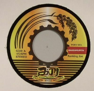 "RANKING JOE/BISCO KID - Raggamuffin - Vinyl (7"")"