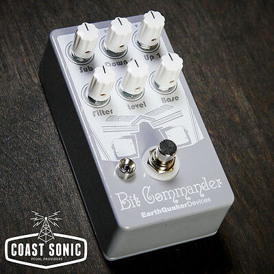 EarthQuaker Devices Bit Commander Effects Pedal Made in USA