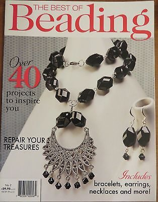 The Best of Beading 40  Projects to Inspire you No.2 magazine