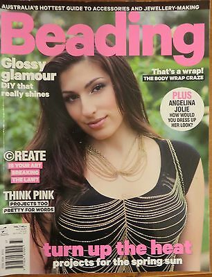 Beading Glossy Glamour DIY that shines Vol.7 no.4 projects for the Spring sun