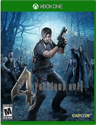 Resident Evil 4 HD - Xbox One Standard Edition  Brand New In stock