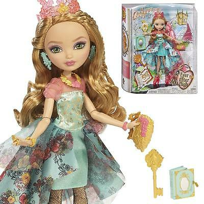 NEW Ever After High Legacy Day Ashlynn Ella Doll Cinderalla Daughter Action