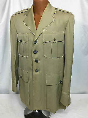 Vintage US Air Force Officers Khaki Tunic