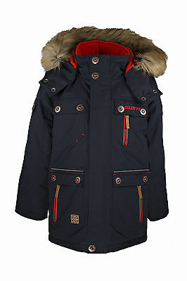 Gusti Boys winter parka jacket │2 - 14│for Toddler, kids & children
