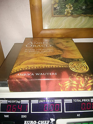 The Angel Oracle: 112 page book with 36 cards, Tarot card Tarot deck Guide Love!