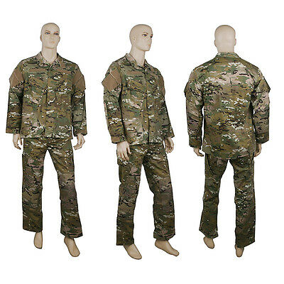 Woodland Bionic Tactical Hunting Camouflage Tactical Camo Army Military Outdoor
