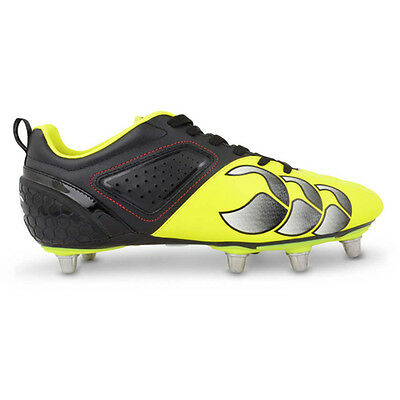 Canterbury Mens Phoenix Elite 8 Studs Rugby Boots Sizes 7 8.5 12 13 Rrp £75