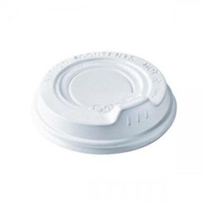 1000 pc 8oz 250ml coffee cups lids only