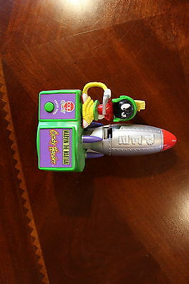 Marvin The Martian PEZ Dispensor 1998