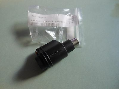 New EdSets 6M-to-6F J&M CB-2003 or BMW Earplug Headset Adapter # EDUA66