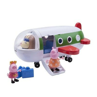 Peppa Pig's Holiday Plane Exclusive. Brand New