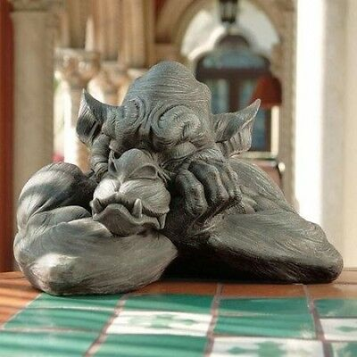 Design Toscano Goliath The Gargoyle Statue. Delivery is Free