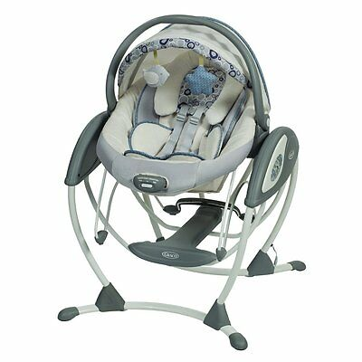 Graco Glider Elite Brompton Baby Swing / infant bouncer