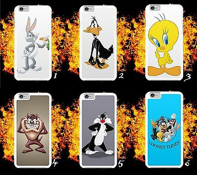 Bugs Bunny/taz/tweety/looney Tunes/hard Phone Case/cover/shell For Iphone Models