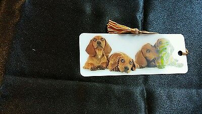 Motion Bookmark Dogs