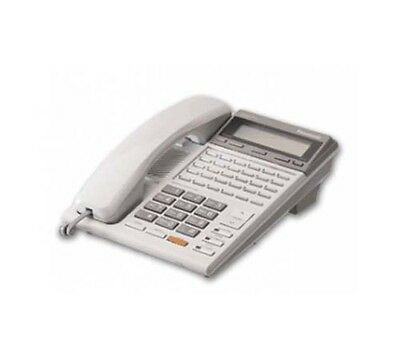 Panasonic KX-T7230 2-Line LCD Display 24 Button Speakerphone XDP White