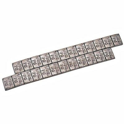 Lead Weights for Model trains & Wagons etc - Self Adhesive