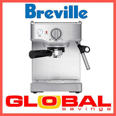 Breville Bes250 Venezia Coffee Machine / Espresso Machine   Rrp $239  P'up Avail