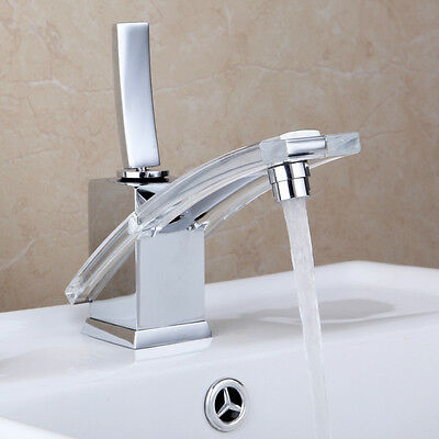 Smart Single Handle One Hole Modern Bathroom Sink Faucet Free Shipping Mixer Tap