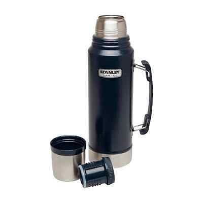 Stanley Stainless Steel Classic Vacuum Bottle 1L - Navy
