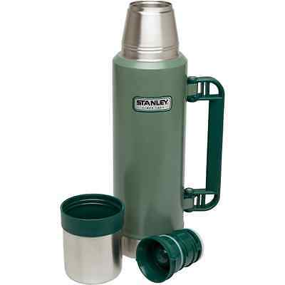 Stanley Stainless Steel Classic Ultra Vacuum Bottle 1.3L - Green