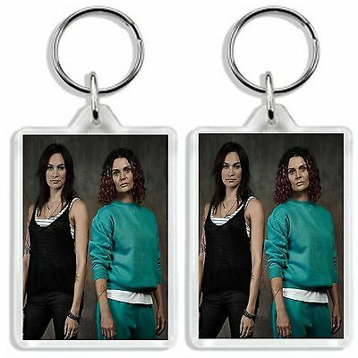 Bea Smith And Franky Doyle Wentworth Keyring