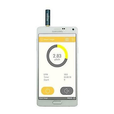 Nuclear Gamma Radiation Detector X-ray Tester Geiger Counter For Smartphone