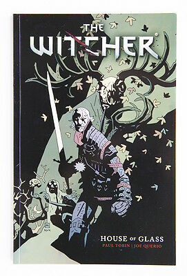 The Witcher House of Glass Volume 1 Graphic Novel Comic Book