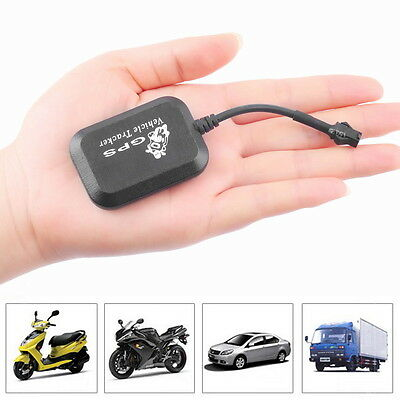 New Mini GPS GPRS Tracker SMS Network Bike Car Motorcycle Monitor GPS Locator ZN