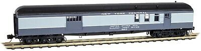Micro-Trains MTL N-Scale 70ft Heavy Mail-Baggage Car New York Central/NYC #5013