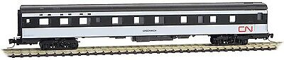 Micro-Trains MTL Z-Scale Pullman Sleeper Passenger Car Canadian National/CN