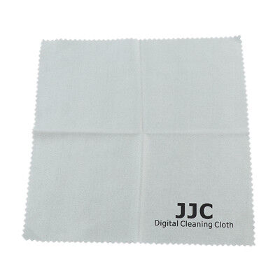 Grey Durable Microfiber Lens Cleaning Cloth for Eye Glasses Phone Camera PC