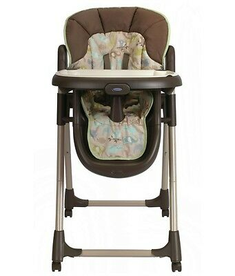Graco Meal time high chair - sequoia / baby feeding booster chair