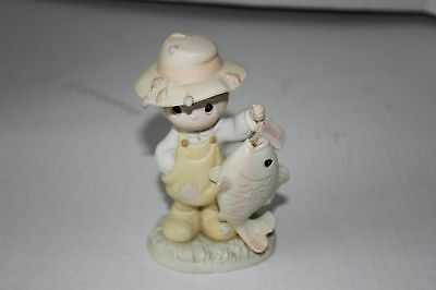 """1997 Precious Moments """"You are my Once in a Lifetime"""" Figurine #531030"""