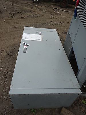 Emerson ASCO Automatic Transfer Switch NICE 3PH 800 AMP 800A 480V 50 60 HZ