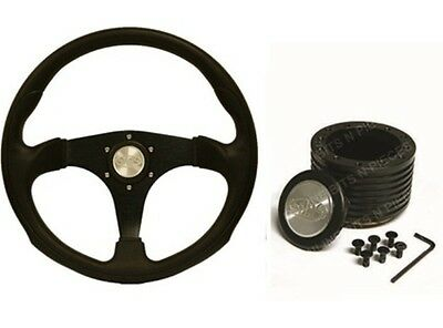SAAS SPORTS STEERING WHEEL AND BOSS KIT HOLDEN Suits VS COMMODORE