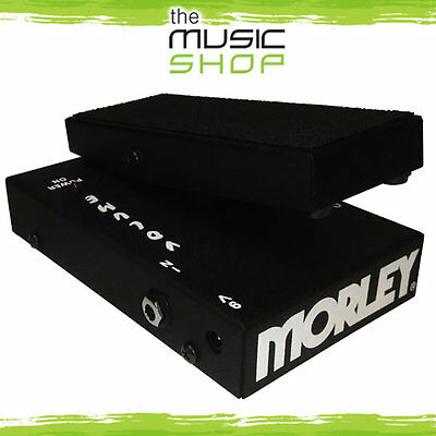 Morley MMV Mini Volume Pedal - Guitar, Bass, Keyboard Volume Control