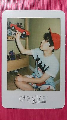 SEVENTEEN DINO Official Photocard #1 VERY NICE 1st Repackage Album 디노