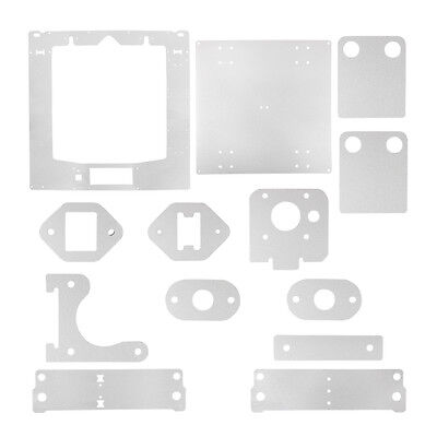 Upgraded Geeetech Prusa Aluminum Frame kits for Prusa I3 Aluminum  3D Printer